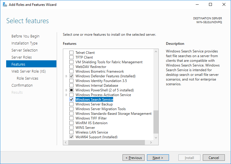 windows server deployment proposal Prepare a proposal to deploy windows server onto an existing network based on the provided scenario your proposal will include deployment, security policy.